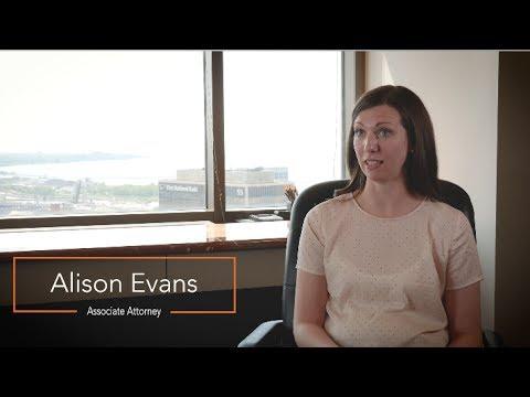 Alison Evans, Associate Attorney - Benesch Law