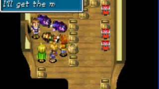 Golden Sun - Part 11: To Catch a Thief