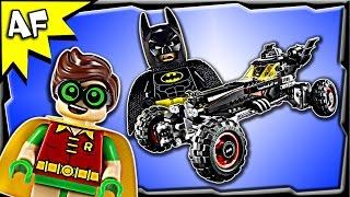 Lego Batman Movie BATMOBILE 70905 Speed Build