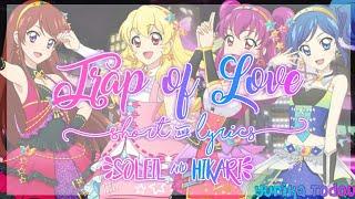 Video Aikatsu! Trap of Love Short + Lyrics Soleil & Hikari Mix download MP3, 3GP, MP4, WEBM, AVI, FLV Juli 2018
