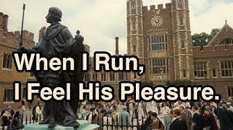 On Chariots of Fire's Best Quote