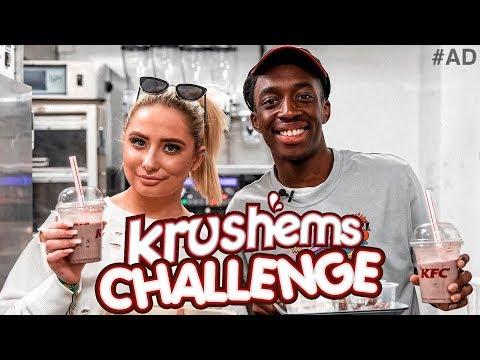 KRUSHEMS CHALLENGE VS