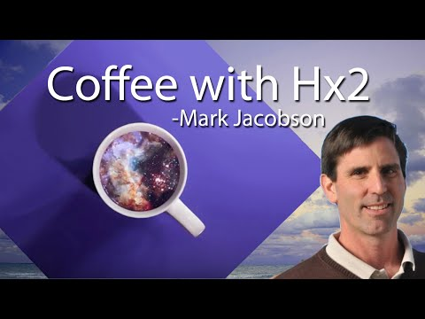 Coffee with Hx2: Mark Jacobson