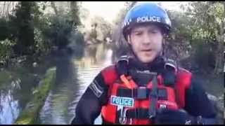 Rupert Jones of The Thames Valley Police Specialist Search