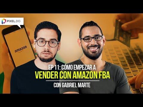 COMO GANAR DINERO CON AMAZON FBA - Podcast Negocios y Marketing Digital EP11