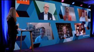 Paneelikeskustelu: Kuinka teemme Suomesta kestävän kasvun globaalin kärkimaan?