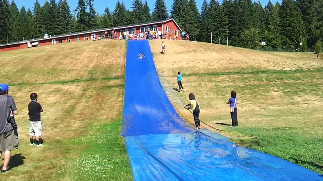 2013-northwest-kids-village-slip-n-slide-activity