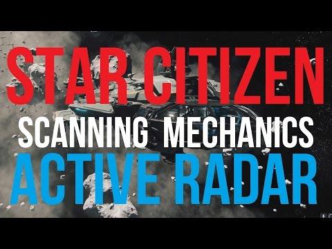 Star Citizen | Scanning & Active Radar