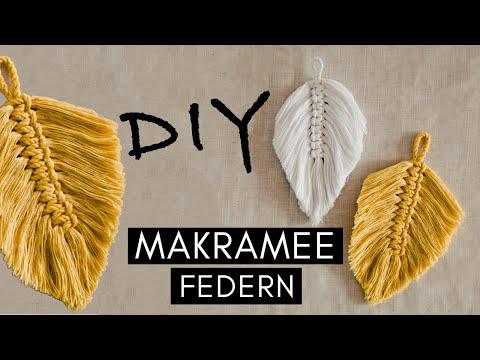 DIY BOHO Makramee