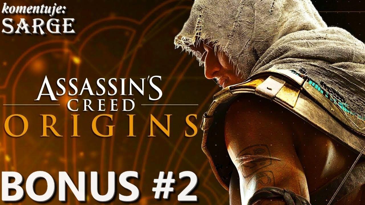 """Zagrajmy w Assassin's Creed Origins [PS4 Pro] BONUS #2 – Darmowy tryb """"Wycieczka"""""""