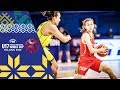 Colombia v Belarus - Full Game - FIBA U17 Women's Basketball World Cup 2018
