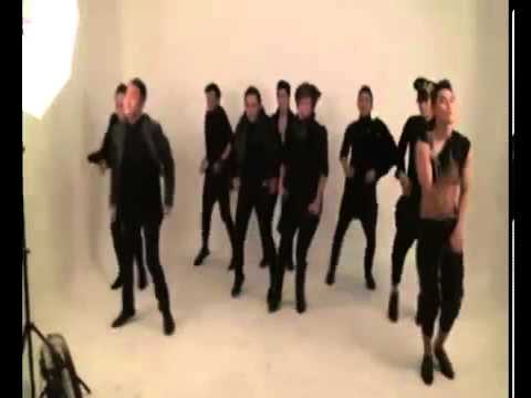 XO IX Latihan Cukuplah sudah Dance Version
