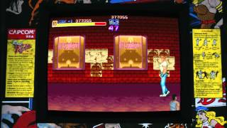 CGRundertow FINAL FIGHT: DOUBLE IMPACT for Xbox 360 Video Game Review