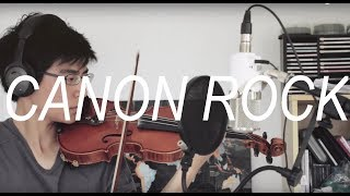 Canon Rock (Jerry C) - David Choi Violin Cover