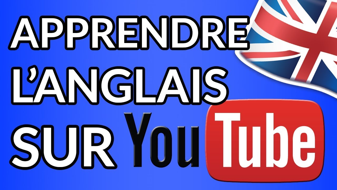 comment apprendre l 39 anglais sur youtube youtube. Black Bedroom Furniture Sets. Home Design Ideas