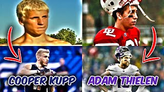 From Unranked In High School To NFL Superstars