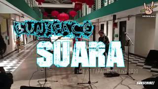 Download Bunkface - Suara | [Live] Tapau Show Live 2020