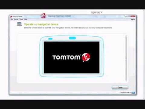 how to add maps tomtom