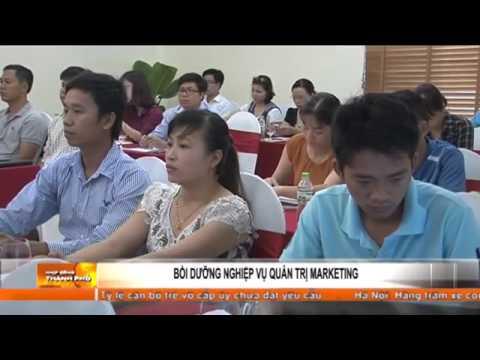 ✔ Thời sự DRT Đà Nẵng về lớp Quản trị Marketing (09/2015)
