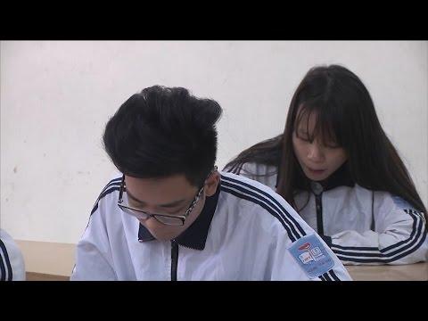 (VTC14)_Học sinh làm quen với thi THPT QG từ học kỳ 1