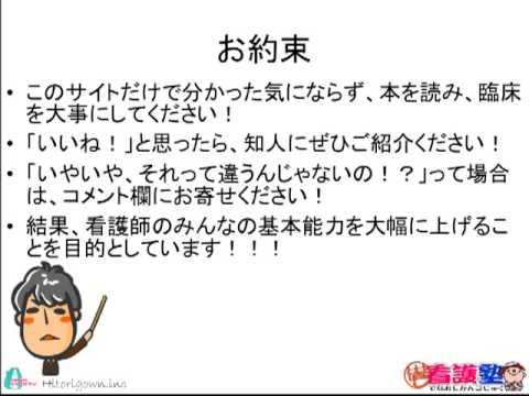 出直し看護塾3分間劇場 1-1 心電図とは?posted by wsamuelzh