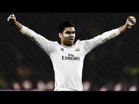 Casemiro | Goals, Assists, Skills | Welcome Back to Real Madrid