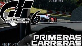 Gran Turismo 6 || Primeras carreras