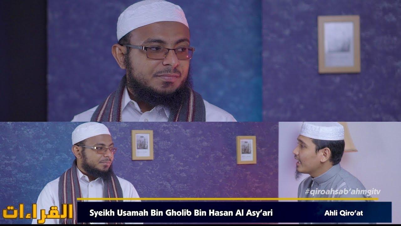 Pengenalan Ilmu Qira'at - Ustadz Ibrohim & Syeikh Usamah Bin Gholib #mgitv