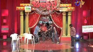 Jabardasth - జబర్దస్త్ -  Chalaki Chanti Performance on 3rd April 2014