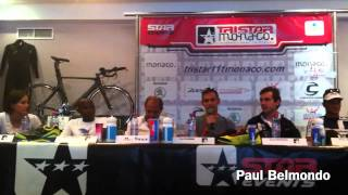 Paul Belmondo speaks TriStar Monaco!
