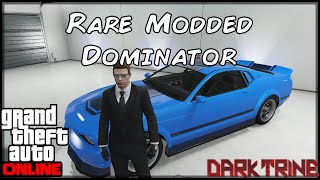 GTA 5 Online - PC - Rare Modded Car - Dominator Location - Secret Rare Storable Vehicle