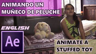 after effects tutorial   animating a real stuffed toy no 3d   zach king teddy bear