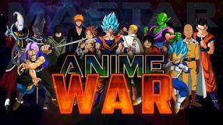 MaSTAR Media's Anime War Intro Contest Entry