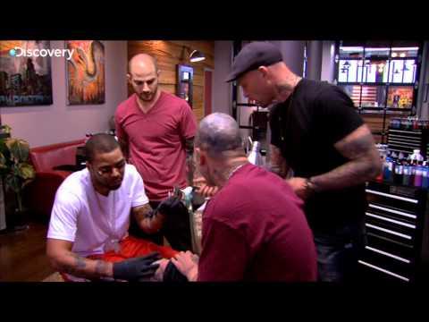 Method Man Tattooing - NY Ink