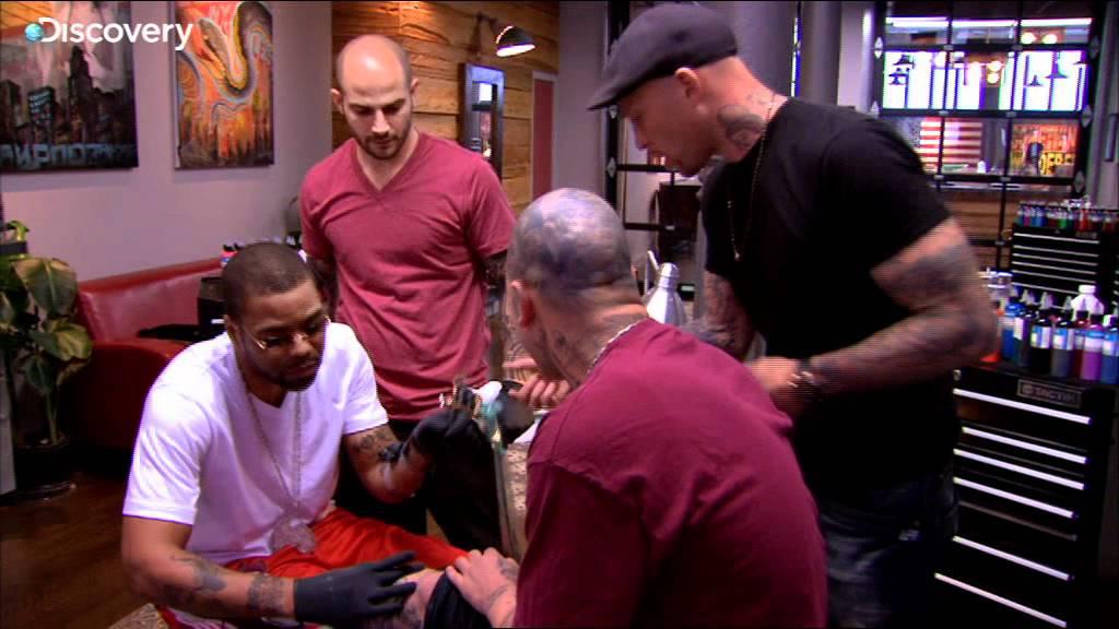 Method man killa bee tattoo for Method man tattoo
