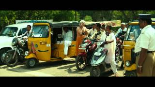 Killadi Tamil Movie - Vivek makes fun of a handicapped man | Vivek Comedy