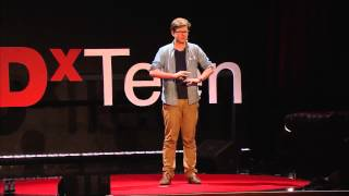 Be something for a day | Erik Finman | TEDxTeen
