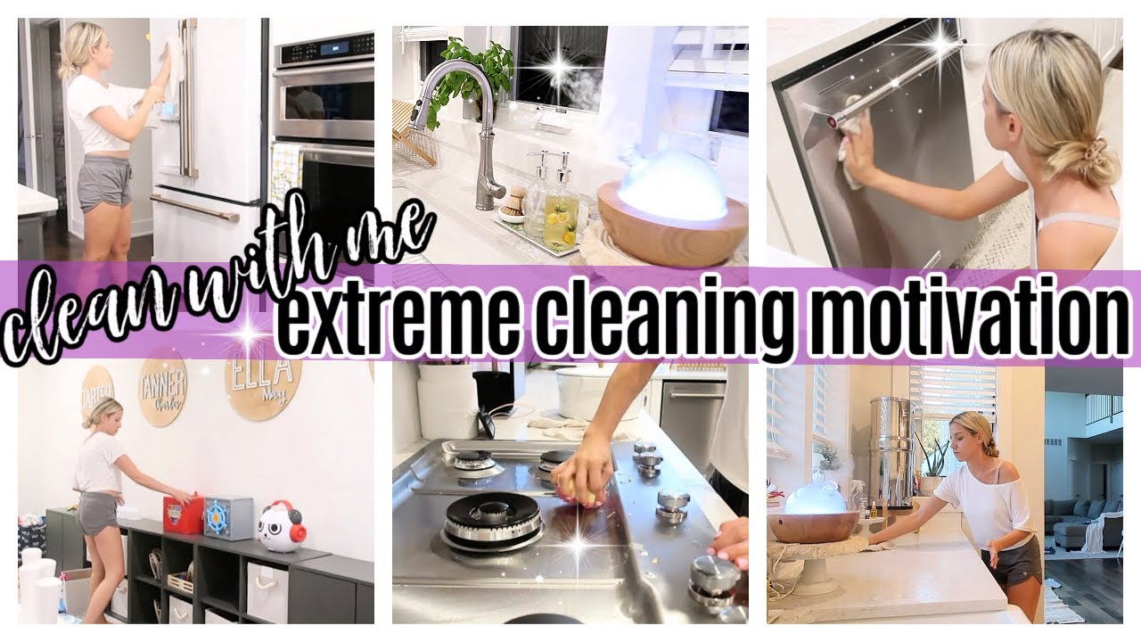 *NEW* EXTREME CLEAN WITH ME // SUMMER 2021 CLEANING MOTIVATION // TIFFANI BEASTON HOMEMAKING SAHM