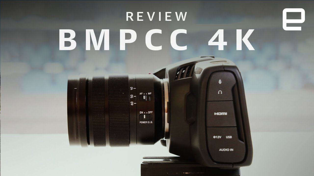 Blackmagic Pocket Cinema Camera 4k Review A Pint Sized Video Powerhouse Youtube