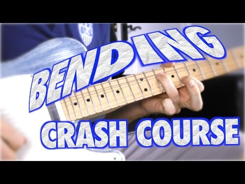 How to Bend Guitar Strings