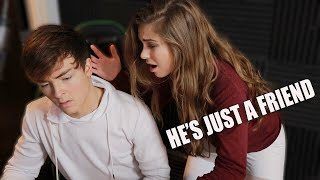 Ignoring My Girlfriend Prank *SHE EXPOSED HERSELF*