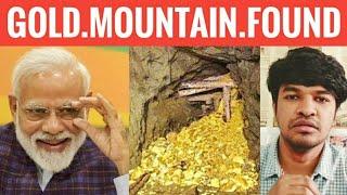 Gold Mountain Found in India | Tamil | Madan Gowri