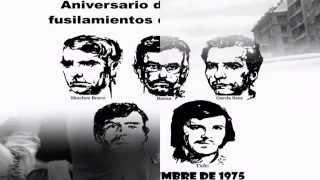 40 AÑOS DE LOS ÚLTIMOS FUSILAMIENTOS DEL FRANQUISMOO