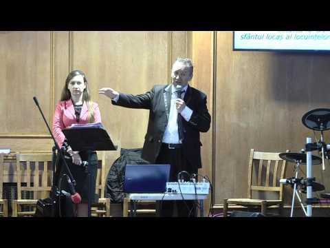 Cristian & Cristiana Vaduva Feb 2017 Raul Sfant London part 1