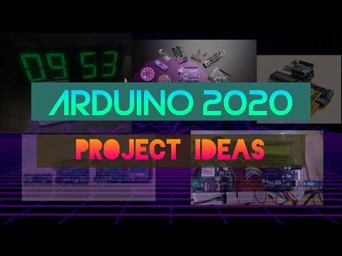Top 10 Arduino Projects 2020 | Mind Blowing Arduino School Projects