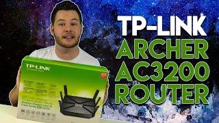 Honest Overview   QwazyTech   TPLINK Archer AC3200 (4K)