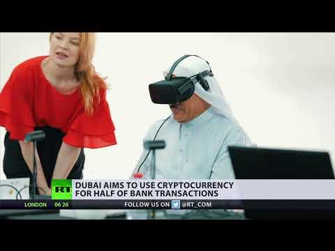 cryptolium:-half-of-dubai's-bank-transactions-will-be-on-the-blockchain-by-2021