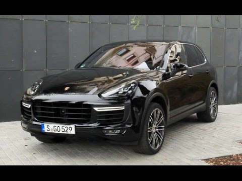Porsche Cayenne 2015 - YouTube