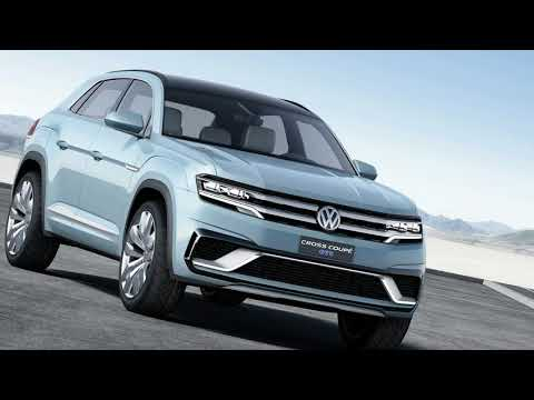 HOT!! New 2018 Volkswagen Touareg Review