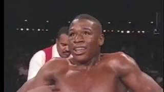 WBC世界スーパーフェザー級TM ヘナロエルナンデスVSフロイドメイウェザー
